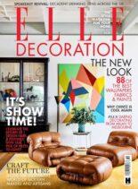 Elle Decoration UK – October 2021