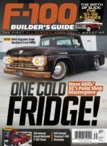 F100 Builders Guide Magazine – September 2021