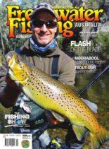 Freshwater Fishing Australia – Issue 168 – September-October 2021