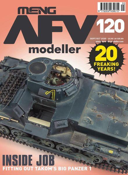 Meng AFV Modeller – Issue 120 – September-October 2021