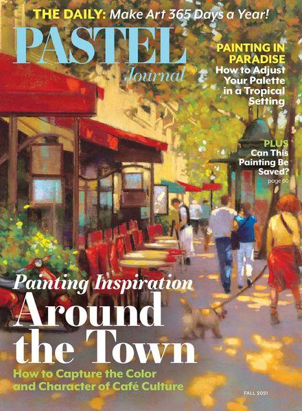 Pastel Journal – September 2021