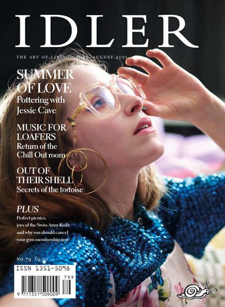 The Idler Magazine – Issue 79 – July-August 2021