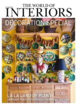 The World of Interiors – October 2021
