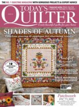 Today's Quilter – September 2021