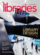 American Libraries – September 2021