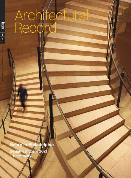 Architectural Record – June 2021