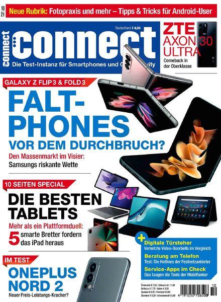 Connect – Oktober 2021