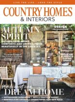 Country Homes & Interiors – October 2021