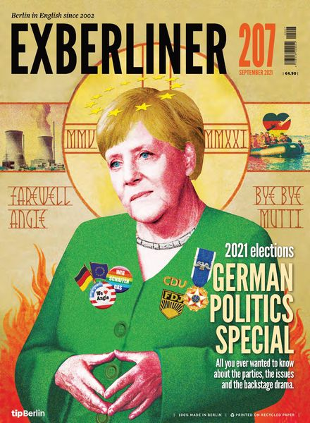 Exberliner – August 2021