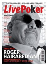 Live Poker – Septembre 2021