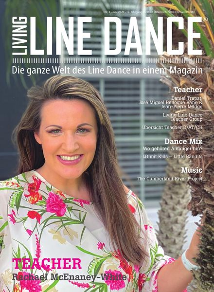 Living Line Dance – Juni 2020