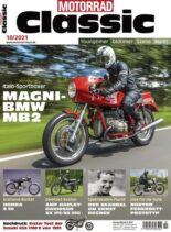 MOTORRAD CLASSIC – September 2021