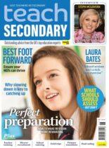 Teach Secondary – September 2021