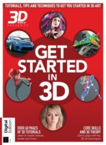 3D World Presents Get Started in 3D – September 2021