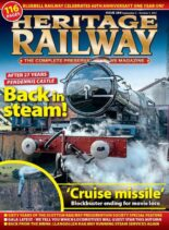 Heritage Railway – September 03, 2021