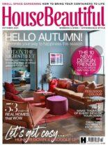 House Beautiful UK – October 2021