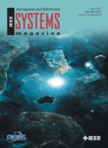 IEEE Aerospace & Electronics Systems Magazine – June 2021