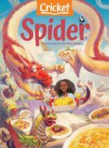 Spider – September 2021