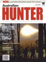 Australian Hunter – August 2021