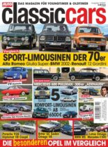 Auto Zeitung Classic Cars – November 2021