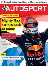 Autosport – 09 September 2021