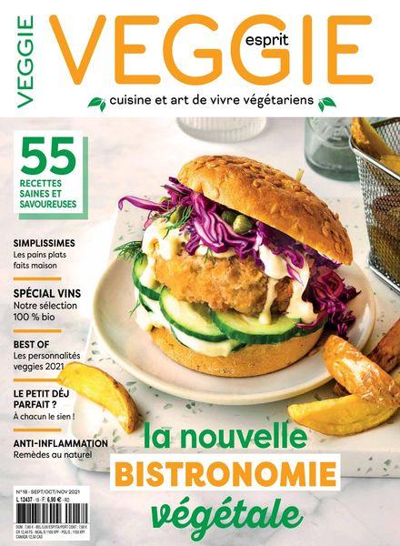 Esprit Veggie – Septembre-Novembre 2021