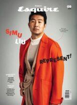 Esquire Singapore – September 2021
