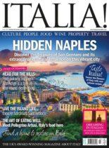 Italia! Magazine – October 2021