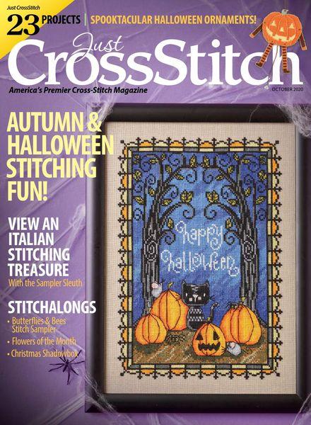 Just CrossStitch – October 2020