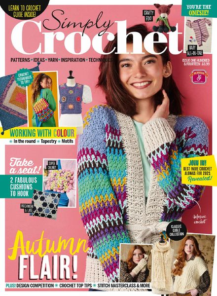 Simply Crochet – August 2021