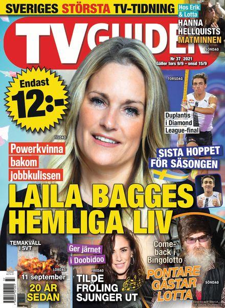 TV-Guiden – 07 september 2021