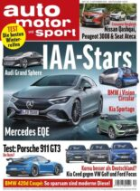 auto motor und sport – 09 September 2021