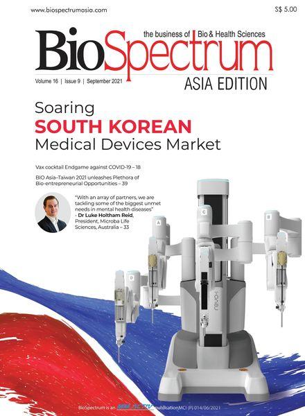 BioSpectrum Asia – September 2021