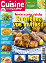 Cuisine Magazine – Septembre-Novembre 2021