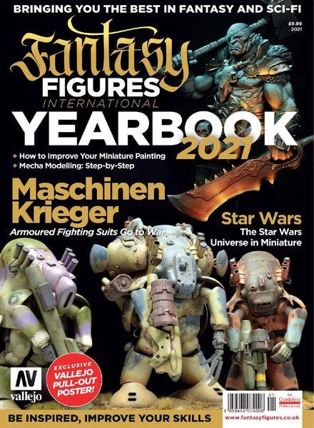 Fantasy Figures International – Yearbook 2021