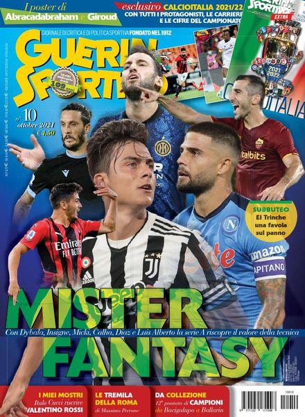 Guerin Sportivo – Ottobre 2021