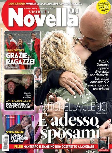 Novella 2000 – 09 settembre 2021