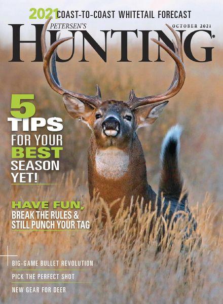 Petersen's Hunting – October 2021