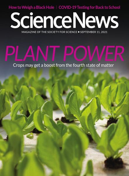 Science News – 11 September 2021