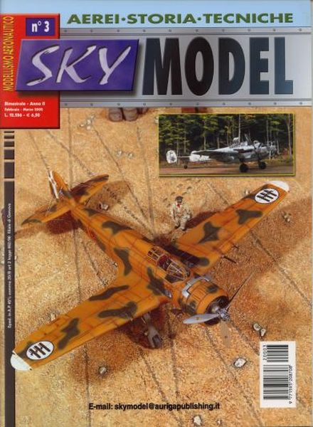 Sky Model – Febbraio-Marzo 2002