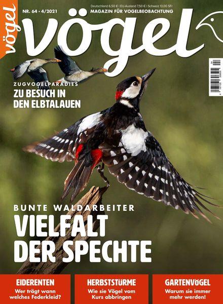 VOGEL – Magazin fur Vogelbeobachtung – 03 September 2021