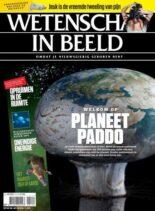 Wetenschap in Beeld – oktober 2021