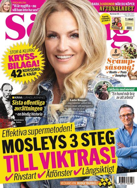 Aftonbladet Sondag – 05 september 2021
