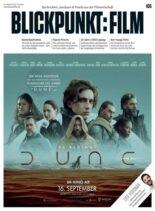 Blickpunkt Film – 30 August 2021
