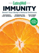EatingWell Immunity Boost Your Body's Natural Defenses – 04 August 2021