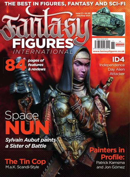 Fantasy Figures International – Issue 11 – July-August 2021