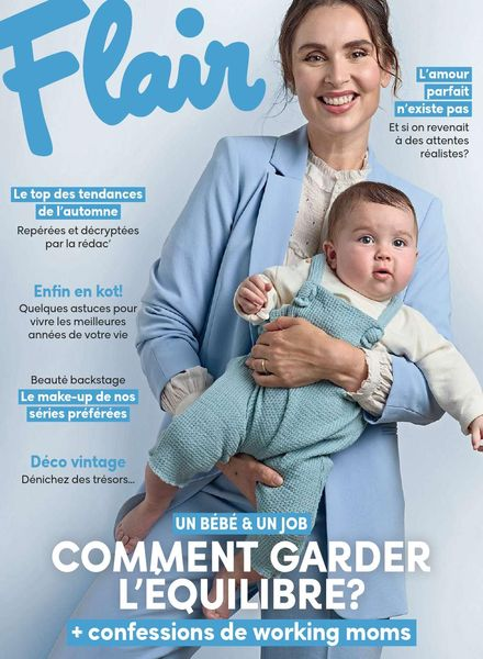 Flair French Edition – 8 Septembre 2021
