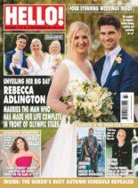 Hello! Magazine UK – 13 September 2021