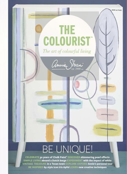 The Colourist Magazine – Issue 4 – April 2020