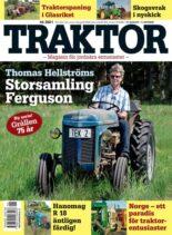 Traktor – augusti 2021